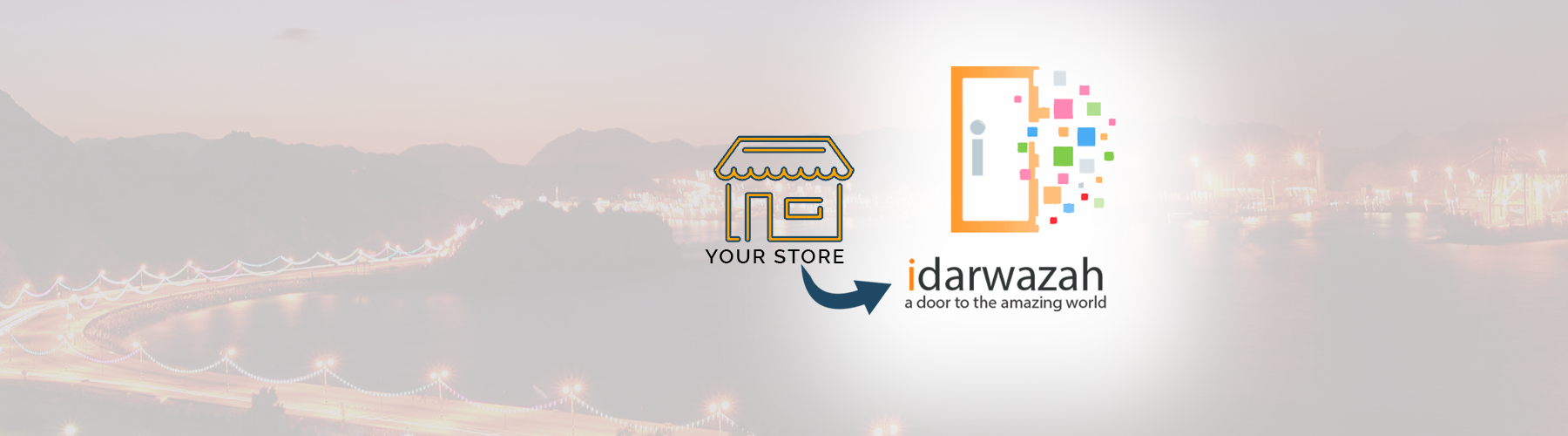 register your store with idarwazah
